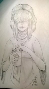 Morning Coffee by Un-explainable