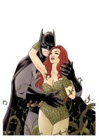 Bats and Ivy colors by ArminOzdic