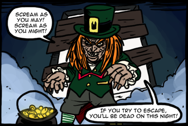 Leprechaun by theEyZmaster