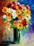 Scent Of The Spring by Leonid Afremov