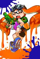 Splatoon by soxtin