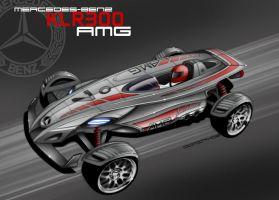 Mercedes-Benz KLR300 AMG by MDominy