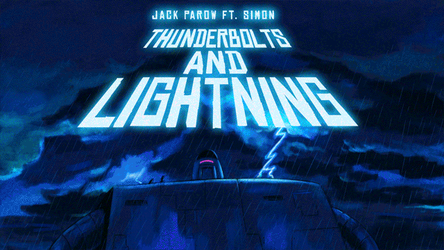 Jack Parow - Thunderbolts and Lightning Animation by Cosmic-Onion-Ring