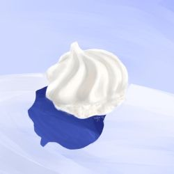 Meringue Digital Paint by ByzCyln