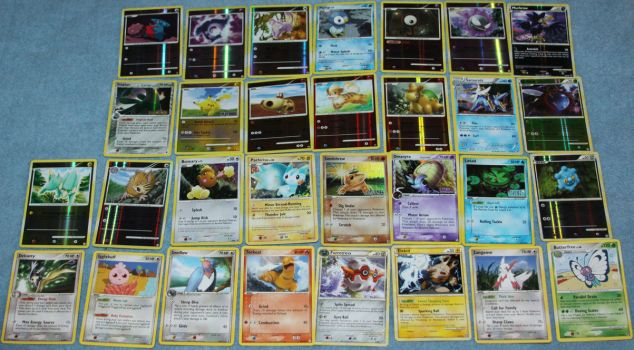 Pokemon Cards- 4Sale - 1b- NeedNewHomes by Lovely-DreamCatcher