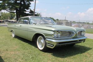 Front End So Good It Was Copied For The '60 Edsel by SwiftysGarage