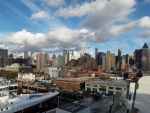NY harbour pier 88 by Mittelfranke