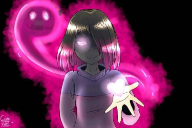 Betty from Glitchtale [Open collab with Camila] by MissYumii