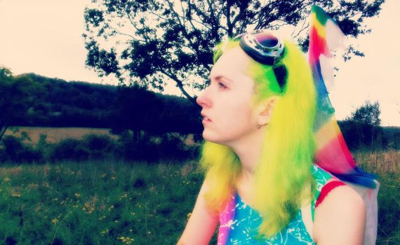 Fluoro Fairy 6 by monstatofu2011