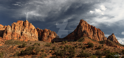 Zion National Park USA by Philip25