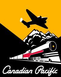 Canadian Pacific (Vector) by DecoEchoes