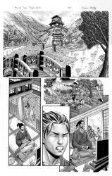 Beyound These Temple Walls Page 01 by Renan-Shody