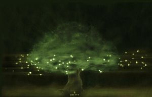 TREE OF WORLDS by frail