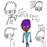 O shit look a Purple guy inspired shitty oc by ComicCreatorgamer123