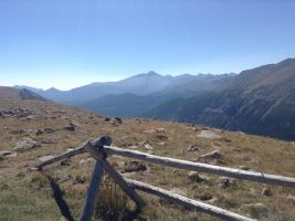 Cross Country Trip 2015: Rocky Mountains #5 by Valrayne