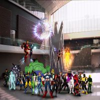 Marvel Universe of Heroes by yugioh1985