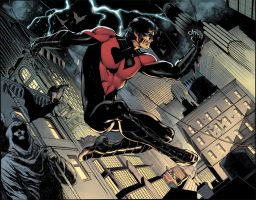 Nightwing 01 p02-03 by matlopes