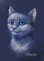 Bluestar by Goldkit