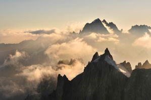 Craggy Summit by TheDevilWearsSkirts