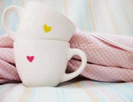 Tea Cups by deme29