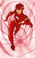 Girl Flash color by gattung