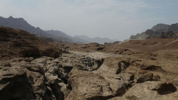 Hatta Pools by aberlioness