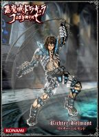 Richter Belmont In Judgment by houssamica