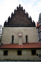 The Old-New Synagogue II by DamaInNero