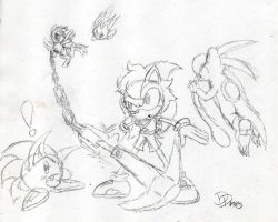 WIP- Clash of Characters by Des-the-Dragon