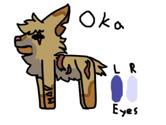 Oka for oaky (lol) by Paint-y
