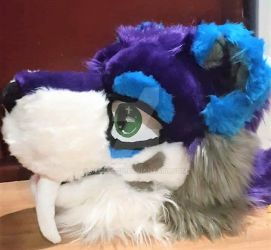 did i show yall my fursuit by Ceceloco