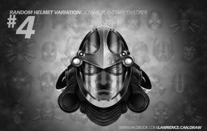 Random Helmet examples No4 by LawrenceMann