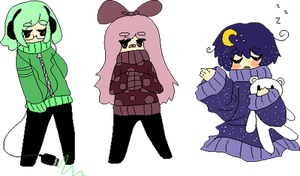 [Mixed Prices] Mini Adopts [OPEN 3/3] by partyTlME