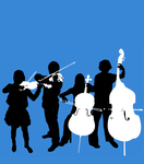 Orchestra T-shirt Design. by moranox