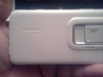 N900 White Housing 10 by J0hnMcClane