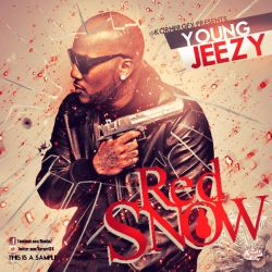 Young Jeezy Red Snow Mixtape Cover by Numbaz