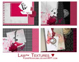 Law Textures pack 25 by FerriHeiwajima