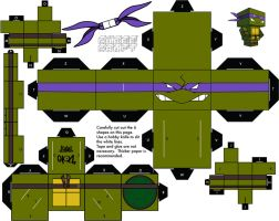 2003 Donatello by cubeecraft