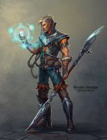 Glaive by Sedeptra