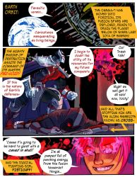 Maximum Destruction: Finale p1 by Jebriodo