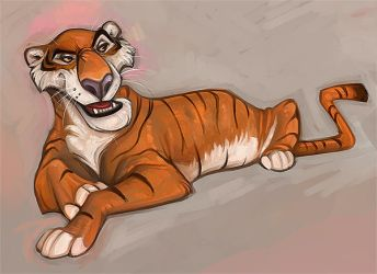 Shere Khan by daisy7