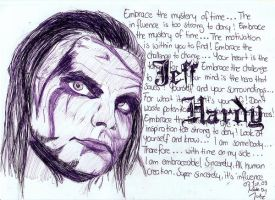 Once more Jeff Hardy by FirstLuzifer