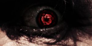 Mangekyou Sharingan by tvlookplay