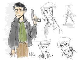 Clean Sweep Sketches