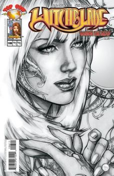 Witchblade 106 - cover by AdrianaMelo