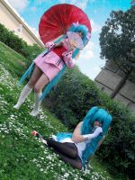 Want to play Project Diva? by umi-ascoeur