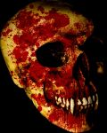Bloody Skull by pdentsch