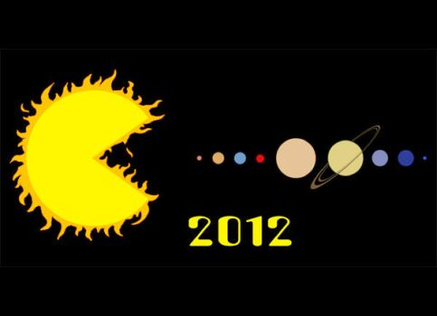pacman 2012 by plufim