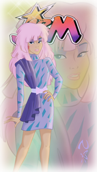 Jem-Fashion and Fame by Nippy13