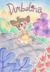 Dumbelina Title Card by TopperHay